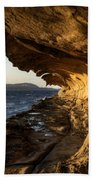 The Malaspina Galleries Beach Towel