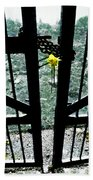 The Memorial Gates Beach Towel
