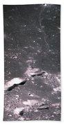 The Moon From Apollo 14 Beach Towel