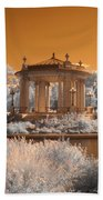 The Muny At Forest Park Beach Towel by Jane Linders