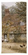The Old Fish Shop Haslemere Beach Towel