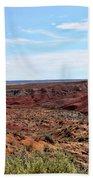The Painted Desert Beach Sheet