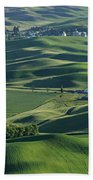 The Palouse 1 Beach Towel