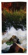 The River Beach Towel