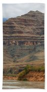 The Riverbend-grand Canyon Perspective Beach Towel