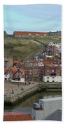 The Shambles - Whitby Beach Towel
