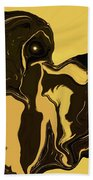 The Soulful Boxer Beach Towel