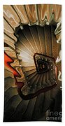 The Staircase Beach Towel