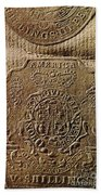 The Stamp Act Beach Towel