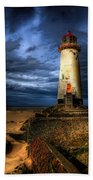 The Talacre Lighthouse Beach Towel
