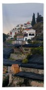The Terraces Of Amalfi Beach Towel