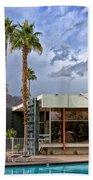 The View Palm Springs Beach Towel