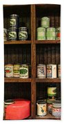 The Vintage Pantry At Vulcan Beach Towel
