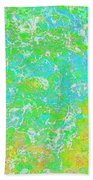 Thick Paint II Beach Towel