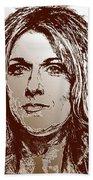 Three Interpretations Of Celine Dion Beach Towel