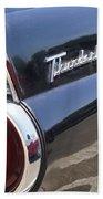 Thunderbird Detail Beach Towel