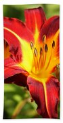 Tiger Lily0226 Beach Towel