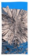Titanium Crystals Beach Towel