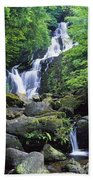 Torc Waterfall, Killarney National Beach Towel