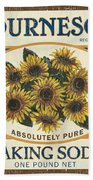 Tournesol Baking Soda Beach Towel