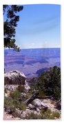 Trail To The Canyon Beach Towel