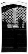 Traitors Gate And Ghostly Images  Beach Towel
