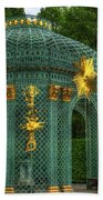 Trellis At Schloss Sanssouci Beach Towel