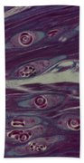 Trichinella Spiralis Beach Towel
