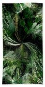 Tropical Rain Forest Beach Towel