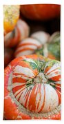 Turban Squash Beach Towel