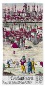 Turkey: Istanbul, C1820s Beach Towel