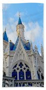 Turrets And Spires Beach Towel