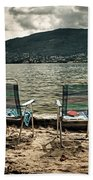 Two Chairs Beach Towel