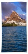 Two Medicine Morning Panorama Beach Towel