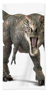 Tyrannosaurus Rex  Beach Towel