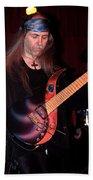 Uli Jon Roth And His Sky Guitar Beach Towel