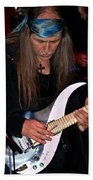 Uli Jon Roth At The Grail 2008 Beach Towel
