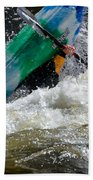Up And Over Beach Towel