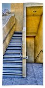 Up Stairs Down Stairs Beach Towel