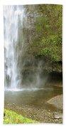 Upper Cascade Pool Multnomah Falls Or Beach Towel