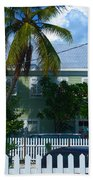 Urban Key West  Beach Towel