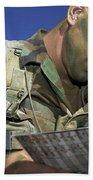 U.s. Air Force Lieutenant Reviews Beach Towel