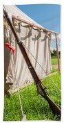 Usa Springfield 1861 Beach Towel