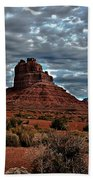 Valley Of The Gods II Beach Towel by Robert Bales