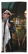 Van Halen-7072 Beach Towel
