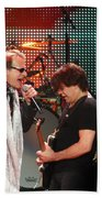 Van Halen-7127 Beach Towel