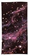 Veil Nebula In Cygnus Beach Towel