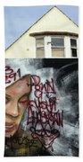 Venice Beach Wall Art 5 Beach Towel