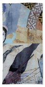 Venice Beach Wall Art 6 Beach Towel