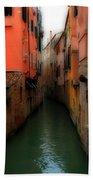 Venice Canals 2 Beach Towel